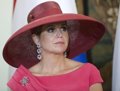 Maxima on 24 june, together with Willem-Alexander for a 2 day state visit in Poland.
