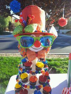 Cupcake holder....