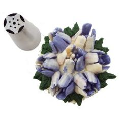 Violet Piping Tip Russian Cake Tips, Russian Cakes, Sweetly Cake, Piping Tips, Cake Decorating, Throw Pillows, Cupcakes, Album, Russian Nozzles