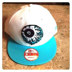 Mishka Snap Back Like new excellent condition....1size fits most snap back 9 fifty new era Mishka hat New Era Accessories Hats