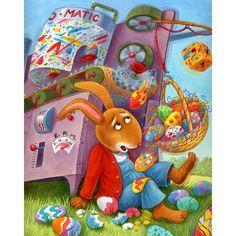 Easter Eggs everywhere - Kathi Ember