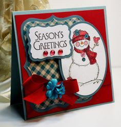 Inspired and Unscripted: Christmas Cards