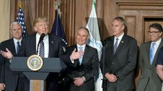EPA dismisses five scientists from major review board. trump's Environmental Protection Agency (EPA) has dismissed at least five academic members of one of its scientific review boards and may replace them with representatives from industries the EPA regulates.....