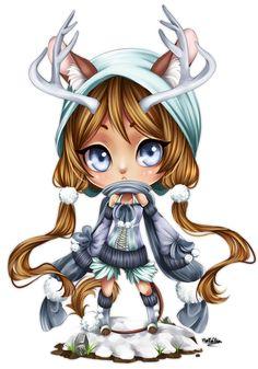 Chibi Mai by Nataliadsw on DeviantArt