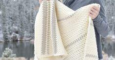 Mod Heirloom Crochet Blanket Pattern – Mama In A Stitch