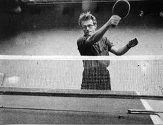 James Dean actor ping pong famous people playing ping pong