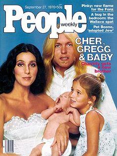 Cher Grandchildren | ... Kids & Family Life, Cher Cover, Gregg Allman Cover, Cher, Gregg Allman