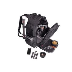 Outdoor Executive Backpack and Range Bag. Lots of pockets can store up 3 firearms. Shooting Accessories, Cheap Accessories, Camping Accessories, Storage Pods, Gun Storage, Black Hold, Hunting Bags, Deer Hunting, Range Bag