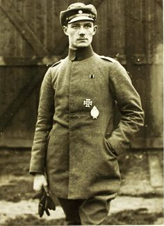 """WWI + 2: Josef """"Seppl"""" Veltjens (894 - 1943), Iron Cross winner was a World War I fighter ace credited with 35 victories. In later years, he served as an international arms dealer, as well as a personal emissary from Hermann Göring to Benito Mussolini."""