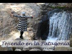 ▶ Tapado en crochet con punto zigzag. Bárbara Langman - YouTube