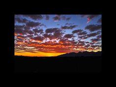 Last night's sunset in Tucson
