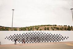 Das Cúmul Collective macht aus Autoreifen Kunst | KlonBlog