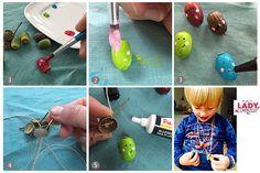Lady Lemonade    DIY: Blije eikel ketting