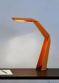 """Folded"" lamp by Le Manoosh.  Inspiration."