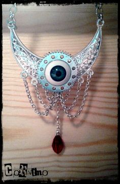 ciondolo-steampunk occhio
