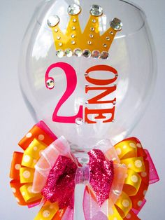21 Crown Personalized Custom Birthday Girl by frecklefoxboutique