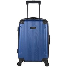 29229aebf Reaction Kenneth Cole 20 Inch Out Of Bounds 4-Wheel Carry-On Suitcase