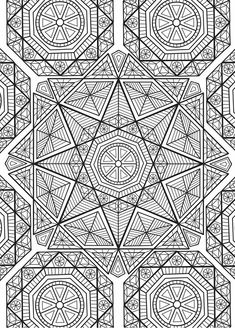 Adult Coloring (Doodles) on Behance Geometric Coloring Pages, Detailed Coloring Pages, Love Coloring Pages, Pattern Coloring Pages, Printable Adult Coloring Pages, Mandala Coloring Pages, Christmas Coloring Pages, Animal Coloring Pages, Coloring Books