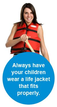 In 2011, 70% of all fatal boating accident victims drowned, and of those who drowned, 84% were not wearing a life jacket. #boatingsafety