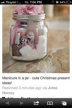 Cute, simple, cheap DIY gift!