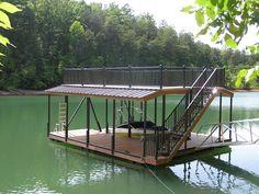 Circularcottageplansawesomeboathousedesignrulz New - Awesome floating house shore vista boat dock by bercy chen studio