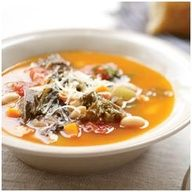 Tuscan vegetable soup