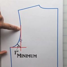 Easy sewing hacks are offered on our internet site. Take a look and you wont be sorry you did. Sewing Basics, Sewing Hacks, Sewing Tutorials, Sewing Tips, Pattern Drafting Tutorials, Basic Sewing, Sewing Ideas, Sewing Crafts, Dress Sewing Patterns