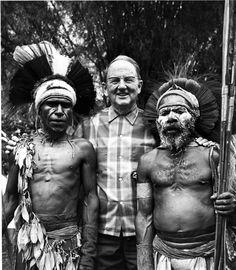 Cameron Townsend in New Guinea - Encyclopedia of Arkansas