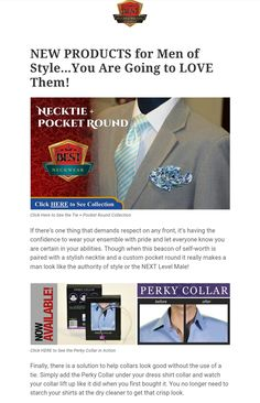 So blessed to have Cedric Cobb, Perky Partner and inventor of the Best Pocket Square Holder in my corner. Together we will define clothing innovation in 2017!