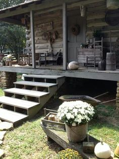 LOVE this Old Cabin!!