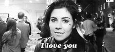 The feeling is mutual, Marina.