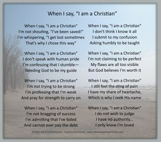 Poem at Foggy Seaside Give Me Jesus, My Jesus, Know It All, Give It To Me, Scripture Quotes, Bible, Christian Poems, Rv Travel Trailers, Rv Life
