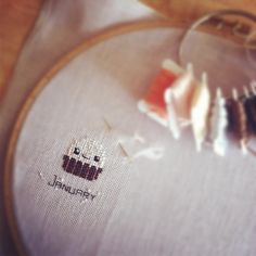cross stitch can be so cute when done right.