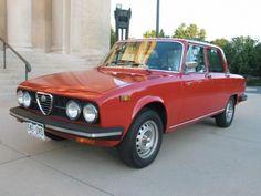 1974 Alfa Romeo 2000 Berlina