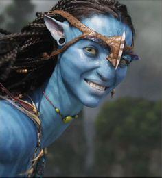 Neytiri image by UKNOWTHEIROUTTHEIR - Photobucket Avatar Films, Avatar Movie, Avatar Characters, Avatar Costumes, Avatar Cosplay, Stephen Lang, Zoe Saldana, Michelle Rodriguez, Fantasy Movies