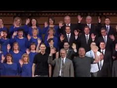 Mormon Tabernacle Choir Gives Fans a Virtual Opportunity to Sing With the Choir | Meridian Magazine