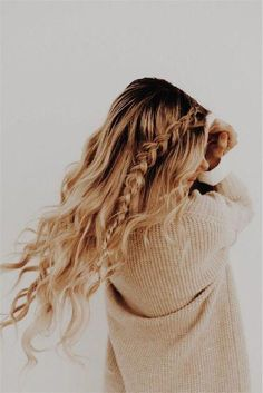 7 Fall Inspired Hairstyles - Hollywood Lassie