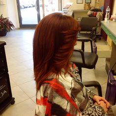 D'inverno bionda e d'estate rossa!! #hair #hairstyle #instahair #TagsForLikes #hairstyles #haircolour #haircolor #hairdye #hairdo #haircut #longhairdontcare #braid #fashion #instafashion #straighthair #longhair #style #straight #curly #black #brown #blonde #brunette #hairoftheday #hairideas #braidideas #perfectcurls #hairfashion #hairofinstagram #coolhair