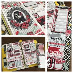 Planning Savage: Dia De Los Muertos (Sugar Skulls) - Before the Pen...