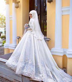 beautiful, culture, and hijab -kuva