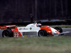 1981 Marlboro Alfa Romeo 179C Mario Andretti