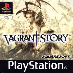 Vagrant Story Playstation Game, Game - Tested and Working - Video Game Vagrant Story, Pc Engine, Game Info, Playstation Games, Xbox, The Dark Crystal, Old Games, Video Game Art, I Am Game