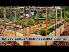 SALE LOWER PRICES THIS WEEK! OLT's Raised Garden Bed takes 'Urban Gardening to a whole new level! Big in size and easy to access from all sides makes growing cr