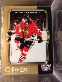2007-08 O-Pee-Chee #224 Michal Handzus by O-Pee-Chee. $1.25. A Collectible sports trading card.