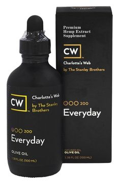 Save on Everyday Pure Hemp Extract Oil 200 Olive Oil by Charlotte's Web and other Hemp Products, CBD (Cannabidiol)  and Made in the USA remedies   at Lucky Vitamin. Shop online for Nutritional Supplements, Charlotte's Web items, health and wellness products at discount prices.
