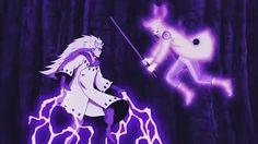 Naruto & Sasuke vs. Madara / Deutsch [Fandub]