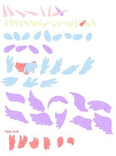 Pony Parts - MLP Base #2 by RibbetLion on deviantART