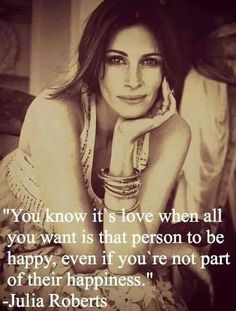 Browse these exclusive pictures of Julia Roberts posing for the September 2010 ELLE cover. This picture gallery of Julia Roberts is based off her Eat, Pray, Love role. Julia Roberts Quotes, Affirmations, Les Sentiments, Wise Women, Love Others, True Quotes, Qoutes, Happy Quotes, True Words