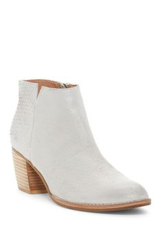 Boss Leather Bootie Alison Jones, Leather Booties, Peeps, Peep Toe, Boss, Ankle, Nordstrom Rack, Fashion, Leather Boots