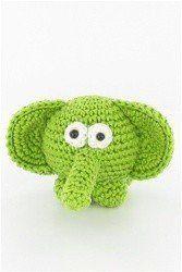Gratis haakpatroon olifant